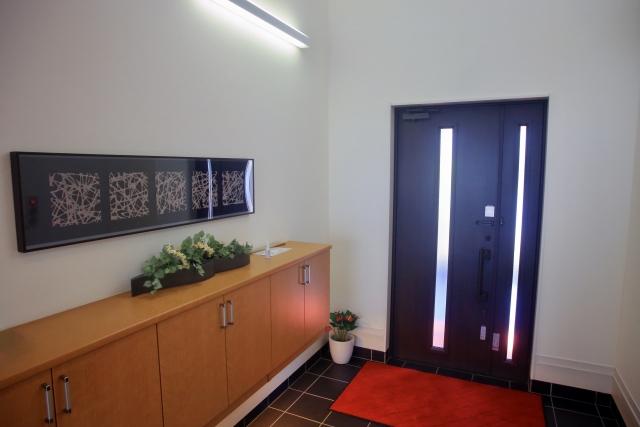 注文住宅ですてきな玄関を作りませんか